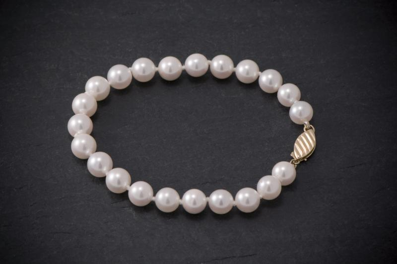 Fine Cultured Pearl Bracelet